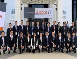 我院应邀参加第40届世界骨科大会(SICOT)