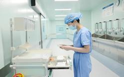 手术间人员配药