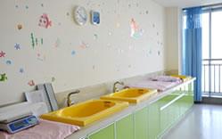 医院婴儿保健区