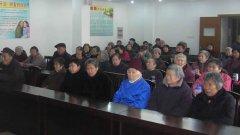 四川现代医院举办《高血压防治知识》讲座