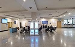 医院放射科大厅
